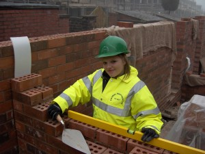 My first week as an Apprentice Bricklayer