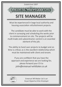 Advert Site Manager